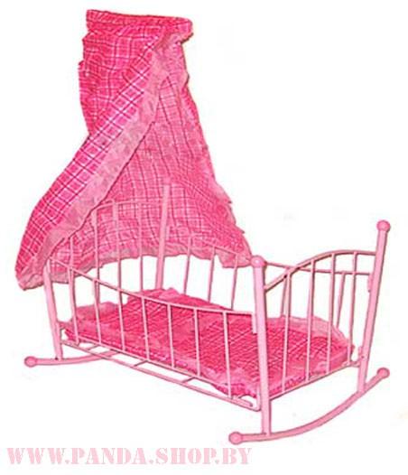 Металлическая кроватка для куклы своими руками 88