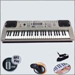 "���������� ������� ""ELECTRONIC KEYBOARD - MQ-807 USB"" ( � USB ��������)"
