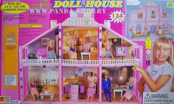 Как сделать комнату или дом для кукол